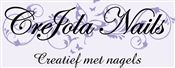 CreJola Nails logo
