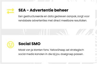 YellowSheep Online Marketing Ede in Ede foto 3